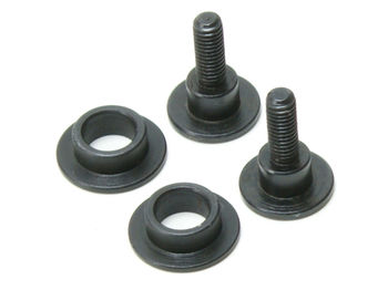 Ackermann Screw & Bushing (YE, RTR) by JQRacing