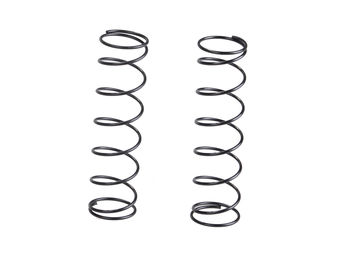 R Springs 8-Coil 85mm Hard (Black) (WE, BE) by JQRacing