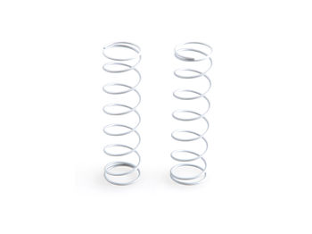 R Springs 8.25-Coil 85mm Med-H Grey (BE, WE) by JQRacing