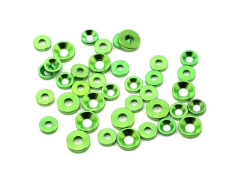 THE JQRacing M3 (26) M4 (12) CS Washer (Green)