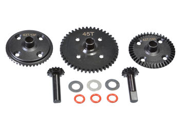 Smooth Gearing Set by JQRacing