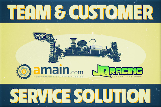 AMain.com and JQRacing Innovate Once Again!