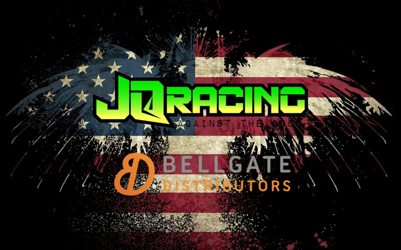 Bellgate Distribute in USA to stock JQRacing!