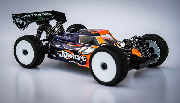 THEeCar BLACK Edition by JQRacing