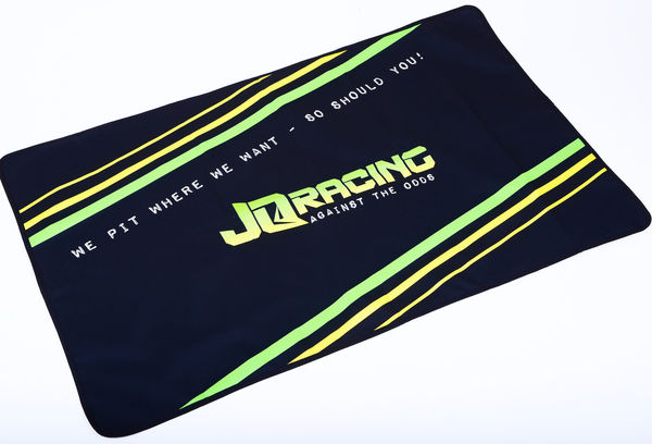 THE Pit Mat by JQRacing