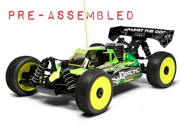 THECar BLACK Edition SPEC-Q PRE-ASSEMBLED by JQRacing