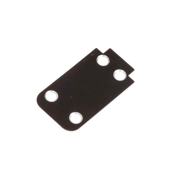 Steel Skidplate for 3mm Chassis (BE) by JQRacing