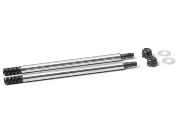 Front Shock Shafts by JQRacing
