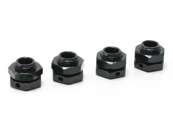 Standard 4.3mm Hex with Nut by JQRacing