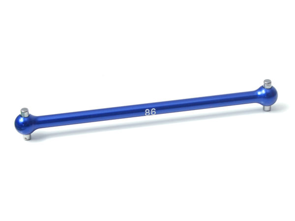 86mm Centre Dogbone (Blue) by JQRacing