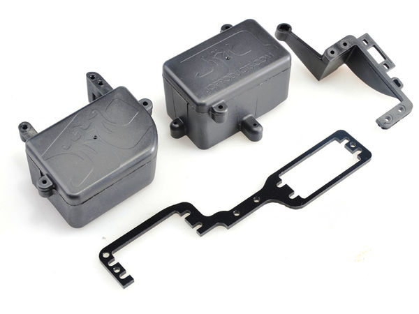 Radiotray Set (WE Stock YE Option) by JQRacing